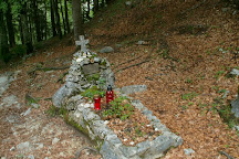 The Russian chapel, Kranjska Gora, Slovenia