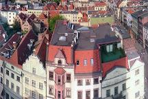 Monument of Nicolaus Copernicus, Torun, Poland