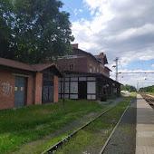 Железнодорожная станция  станции  Brandýs nad Labem Stará Boleslav