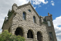 Castle and Carriage House, White Sulphur Springs, United States