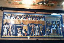 Papyrus  Shop, Giza, Egypt