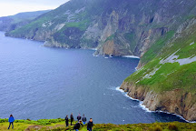 Cliffs of Bunglas, Slieve League, County Donegal, Ireland