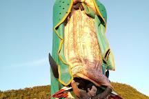 Monumental Virgen de Guadalupe, Xicotepec, Mexico