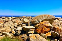 Goat Island Lighthouse, Cape Porpoise, United States