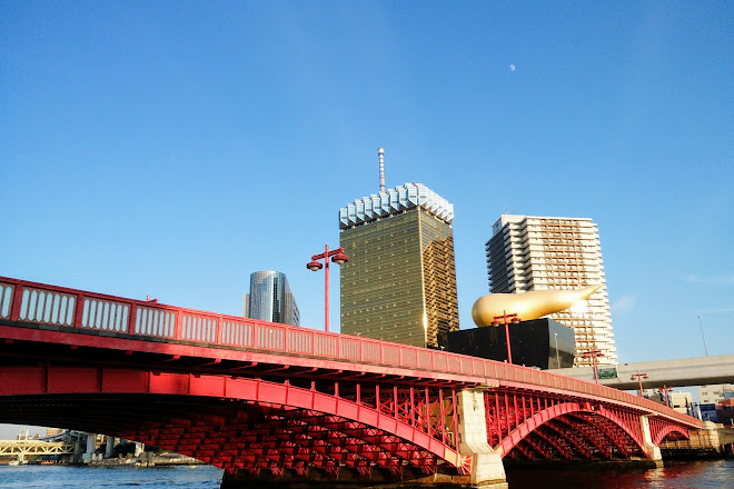 Visit Azuma Bridge On Your Trip To Tokyo Prefecture Or Japan