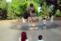World War II Memorial, Tashkent, Uzbekistan