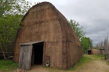 Huronia Museum & Ouendat Village, Midland, Canada