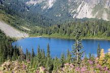 Emmons Vista Overlook, Mount Rainier National Park, United States