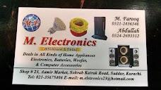 Mashallah Electronics Farooq Patel karachi