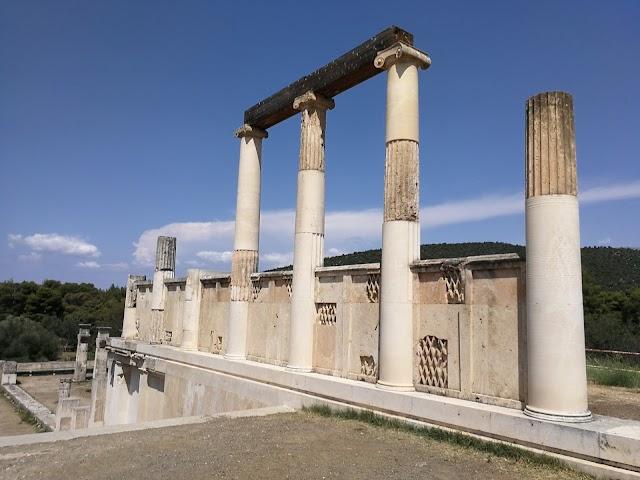 Sanctuaire d'Asclépios à Epidaure
