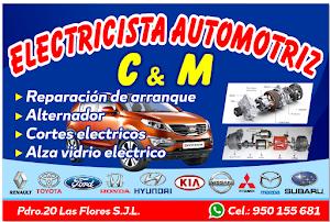 Electricista automotriz CyM 1