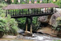 Bogoda Wooden Bridge, Badulla, Sri Lanka