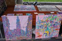 Artplein Spui, Amsterdam, The Netherlands
