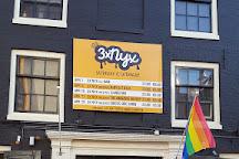 Club NYX, Amsterdam, The Netherlands