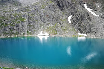 Blue Lake, Neustift im Stubaital, Austria