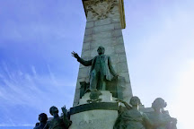 Monument Sir George-Etienne Cartier, Montreal, Canada