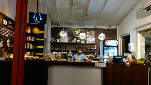 Spinner Cafe