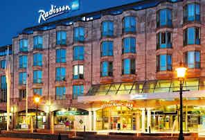radisson hotel göteborg