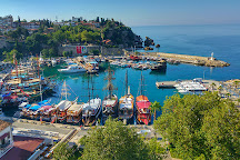 Old City Marina, Antalya, Turkey