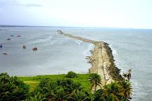 Thangassery Beach, Kozhikode, India