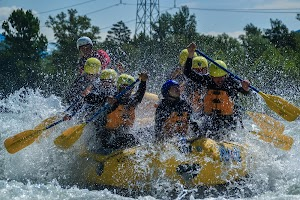 Valais Wallis Adventures - Rafting Valais-Wallis