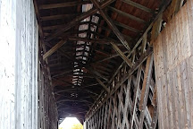 Fisher Railroad Bridge, Wolcott, United States