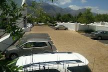 De Zalze Golf Club, Stellenbosch, South Africa