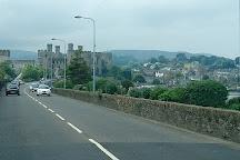 Conwy Suspension Bridge, Conwy, United Kingdom
