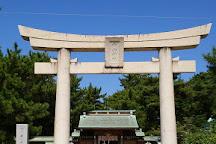 Nakayama Shrine, Shimonoseki, Japan