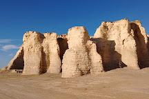 Monument Rocks, Oakley, United States