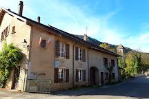 Reculee des Planches, Les Planches-pres-Arbois, France