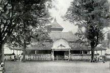 Kauman Grand Mosque, Yogyakarta, Indonesia