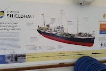 Steamship Shieldhall, Southampton, United Kingdom