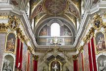 Cathedral of St. Nicholas (Stolnica Sv. Nikolaja), Ljubljana, Slovenia