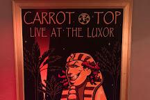 Carrot Top, Las Vegas, United States
