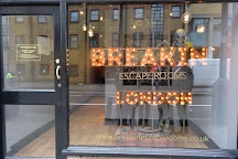 Breakin' Escape Rooms, London, United Kingdom