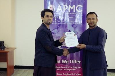 Afghanistan Project Management Center