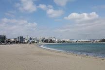 Ilsan Beach, Ulsan, South Korea