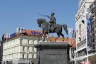 Ban Josip Jelačić Square