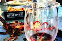 Cordiano Winery, Escondido, United States