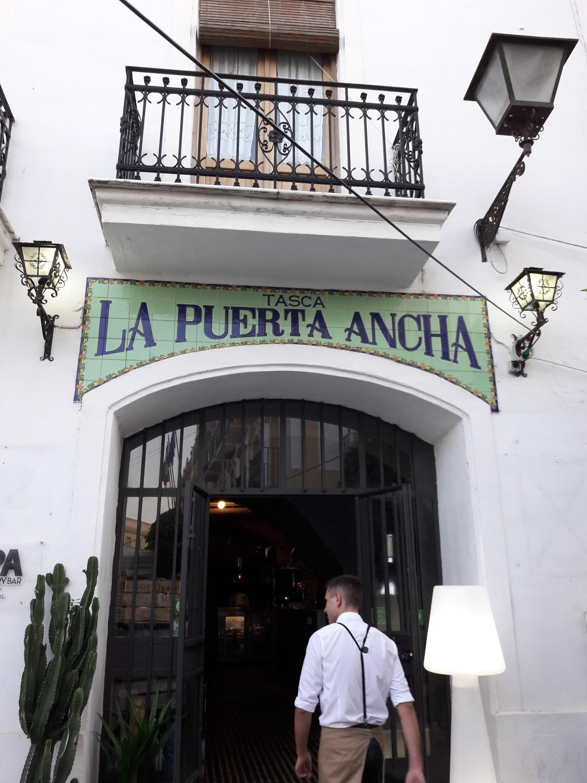 La Puerta Ancha - TheCulinaryBar