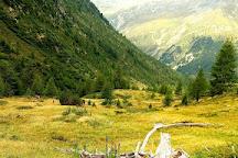 Cascata della Val Nera, Livigno, Italy