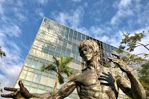Bruce Lee Statue, Hong Kong, China