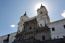Iglesia y Convento de San Francisco, Quito, Ecuador