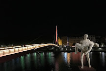 The Weight of Oneself Sculpture, Lyon, France