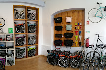 Bike.POP, Lisbon, Portugal