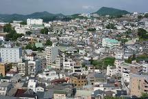 Glover Sky Road, Nagasaki, Japan