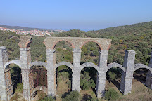 The Roman Aqueduct, Moria, Greece