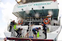 Spirit of Freedom, Cairns, Australia