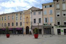 Musee de la Ville et de la Miniature, Montelimar, France